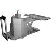 Stainless Steel Ride On Lift Table -- 1RDR-LT