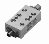 Medium Power Fixed Coaxial Attenuator -- 86-10-22