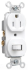 Combination Switch/Receptacle -- 691-TRWCCC5 -- View Larger Image