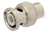 2 Watt RF Load Up to 4 GHz With BNC Male Input Nickel Plated Brass -- PE6156 -- View Larger Image