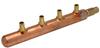 QCM43__ Copper Manifold -- QCM43__ -Image