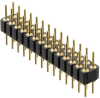 Rectangular Connectors - Headers, Male Pins -- 1212-1321-ND