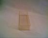 STORAGE BIN PLASTIC CLEAR -- 20445
