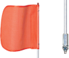 General-Purpose Non-Lighted Warning Whips with Threaded Hex Base -Image