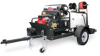 Shark Commercial 3500 PSI Trailer Pressure Washer -- Model TRS-2500-A
