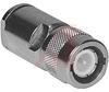 connector,rf coaxial,c straight plug,braid clamp,for rg8,9,87a,213,214,225 -- 70141736