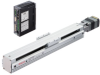 Linear Actuator (Slide) - Straight Type, X-axis Table with Built-in Controller (Stored Data) -- EAS4X-E010-ARAAD-3 -Image