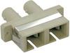 Duplex Multimode Fiber Coupler (SC/ST) -- N456-000