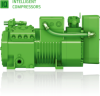 Semi-hermetic Frequency-controlled Reciprocating Compressors