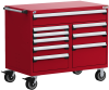 Heavy-Duty Mobile Cabinet (Multi-Drawers) -- R5GHG-3415 -Image