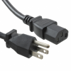 Power, Line Cables and Extension Cords -- AE10729-ND -Image