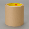 3M™ Double Coated Tape 9500PC Clear, 4 in x 36 yd 5.6 mil, 8 rolls per case -- 9500PC
