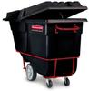RUBBERMAID Sanitary Tilt Trucks -- 4554129