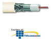 CommScope - Uniprise RG-11 Coaxial Cable with 14 AWG Solid.. -- 2284K