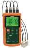 4-Channel Vibration Meter/ Datalogger w/NIST -- VB500-NIST