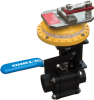 Fire Safe Fusible Link Automatic Shut-Off Valve -- LT-Series