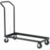 Rolling Cart for Justrite Flammable Safety Cabinet -- CAB184