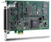 80 MB/s High-Speed 32-CH Digital I/O PCI Express Card -- PCIe-7300A