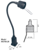 High Intensity Halogen Work Lamp -- HS 700 Series