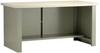 Desk with Closed Legs, Plastic Lam. Top (60