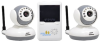 2 Camera Wireless Nanny Camera System