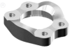 SAE Split Flanges - Flange Clamps W/ Tapped Holes -- 62 Series