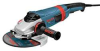 Large-Angle Grinder, Lock-On,7 In, 15 A -- 1974-8