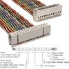 Rectangular Cable Assemblies -- M3AEK-2660K-ND -Image