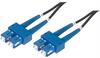 9/125 Single Mode, Military Fiber Cable, Dual SC / Dual SC, 1.0m -- FSA00003-1M - Image