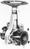 Resistoflex PTFE Clamp Valves