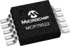 Battery-Backed SPI Real-Time Clock/Calendar with Pre-Programmed EUI-64™ MAC ID -- MCP79522 - Image