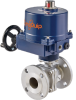 Electrically Actuated Stainless Steel Ball Valve -- E5S Series - Image
