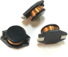 1000uH, 20%, 247mOhm, 0.45Amp Max. SMD Drum Inductor -- BF5220-102MHF -Image