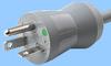 North American NEMA 6-20 Hospital Grade Power Cord -- 86632030 -Image