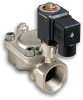 Pilot Operated Niploy Solenoid Valve -- FSV-30 Series