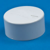 White PVC Sewer Drain Pipe Fittings--Cap -- 31126