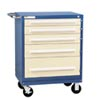 5 Drawer Mobile Cabinet -- RP1200AL -- View Larger Image