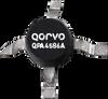 DC - 4000 MHz Cascadable SiGe HBT MMIC Amplifier -- QPA4586A - Image