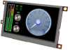 Display Modules - LCD, OLED, Graphic -- ULCD-43-ND -Image