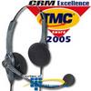 VXI 20V Binaural Noise-Canceling Headset with 202926 USB.. -- PASSPORT-20V-U