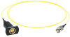 488 nm, 20 mW, B Pin Code, SM Fiber Pigtailed Laser Diode, FC/PC -- LP488-SF20