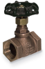 Bronze Globe Valves -- GO-98675-11 - Image