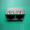 Input-Output Connectors, Modular Jack Series, Modular Jack, Multiple Port, # Contacts/ Port (Loaded)=16 -- 10118061-1035010LF - Image