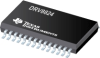 DRV8824 1.6A Bipolar Stepper Motor Driver with On-Chip 1/32 Microstepping Indexer (Step/Dir Ctrl) -- DRV8824PWP