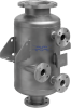 Welded Spiral Heat Exchangers -- ALSHE Cond