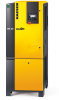 AIRCENTER Rotary Screw Compressor Package, Simplex Unit -- SK 15
