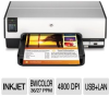 HP Deskjet 6940 Color Inkjet Printer - 4800 dpi, 36 ppm Blac -- C8970A#B1H