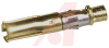 Contact; Socket; 16; Coax; Gold; Commercial; Crimp; 26 AWG; Shielded; AMP -- 70087294
