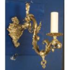 Ornate Gas Swing Arm Wall Light -- 100416WS