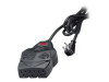Fellowes Mighty 8 Surge Protector 8 Outlets -- 99090